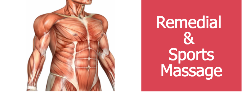 remedial and sports massage
