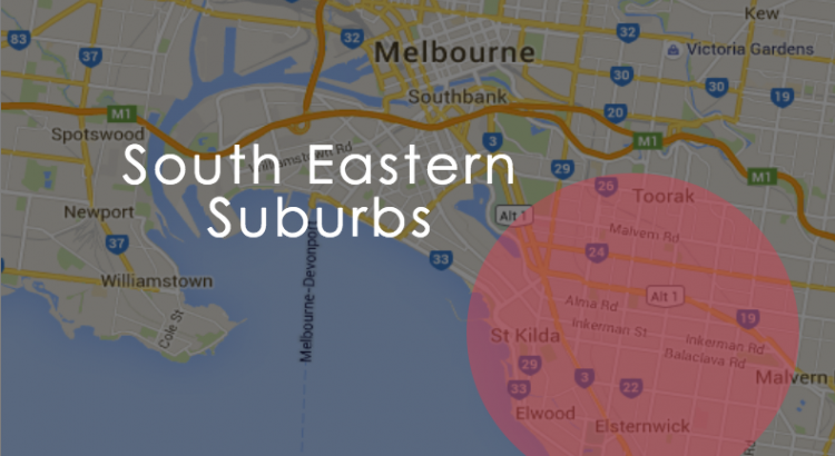 South eastern suburbs