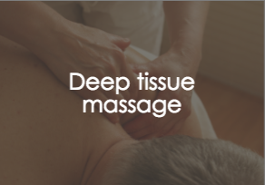 Melbourne deep tissue massage